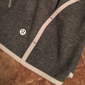 EUC- Lululemon athletic running shorts. Size 10